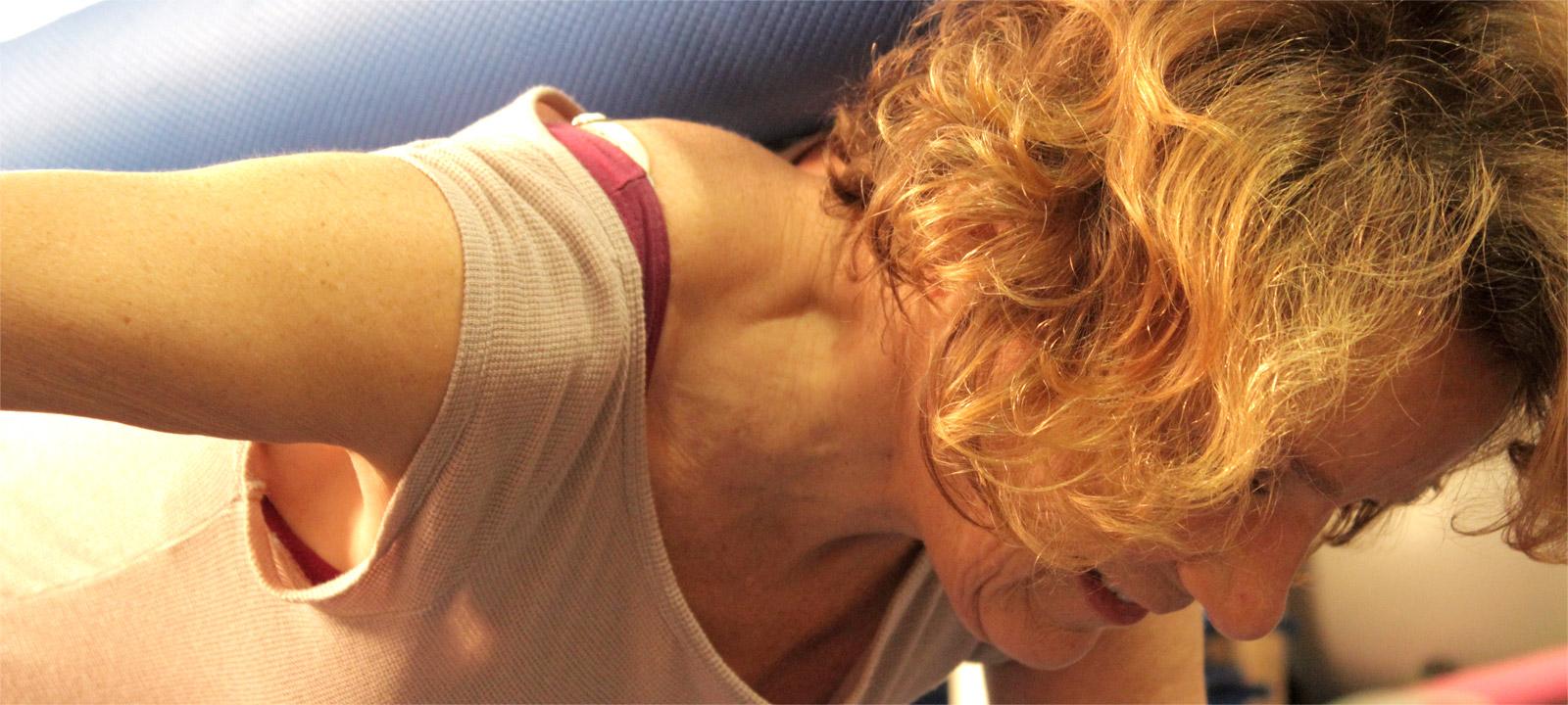 Karine Leurquin - Cours Pilates seniors Paris