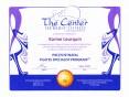 Certificat pre/post natal - Karine Leurquin