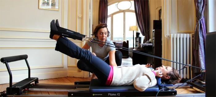 Paris : votre coach PILATES à domicile