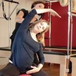 cours gym femme enceinte : PILATES et maternité Paris - Karine Leurquin