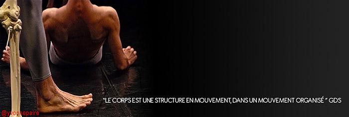 Karine Leurquin - cycle de formation sur la physiologie de la posture et du mouvement et sur la biomécanique des chaines musculaires avec Philippe Campignion