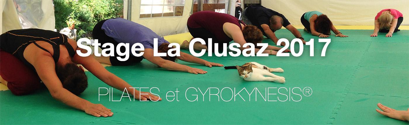 Karine Leurquin Stage La Clusaz 2017 Pilates GYROKYNESIS® et autres techniques somatiques : Feldenkrais, ELDOA, Abdos Sans Risque®