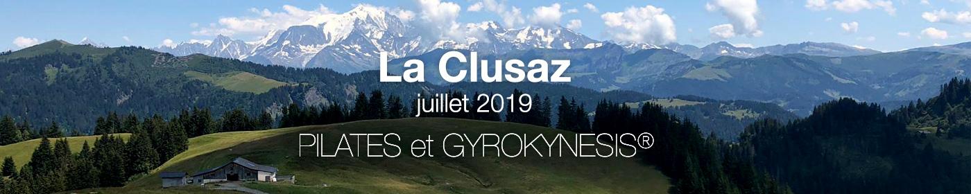 Stage PILATES et GYROKINESIS® La_Clusaz été 2019 Karine Leurquin